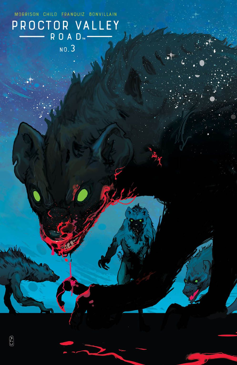 ProctorValleyRoad_003_Cover_C_MonsterVariant ComicList: BOOM! Studios New Releases for 05/12/2021