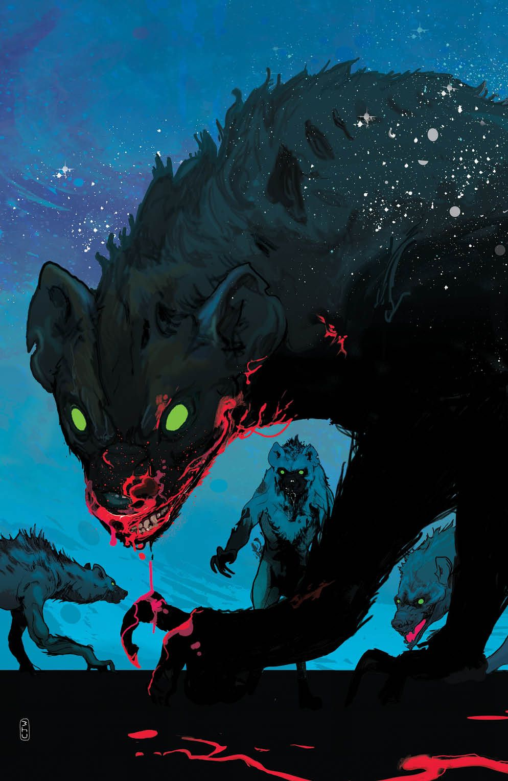 ProctorValleyRoad_003_Cover_E_Unlockable ComicList Previews: PROCTOR VALLEY ROAD #3 (OF 5)