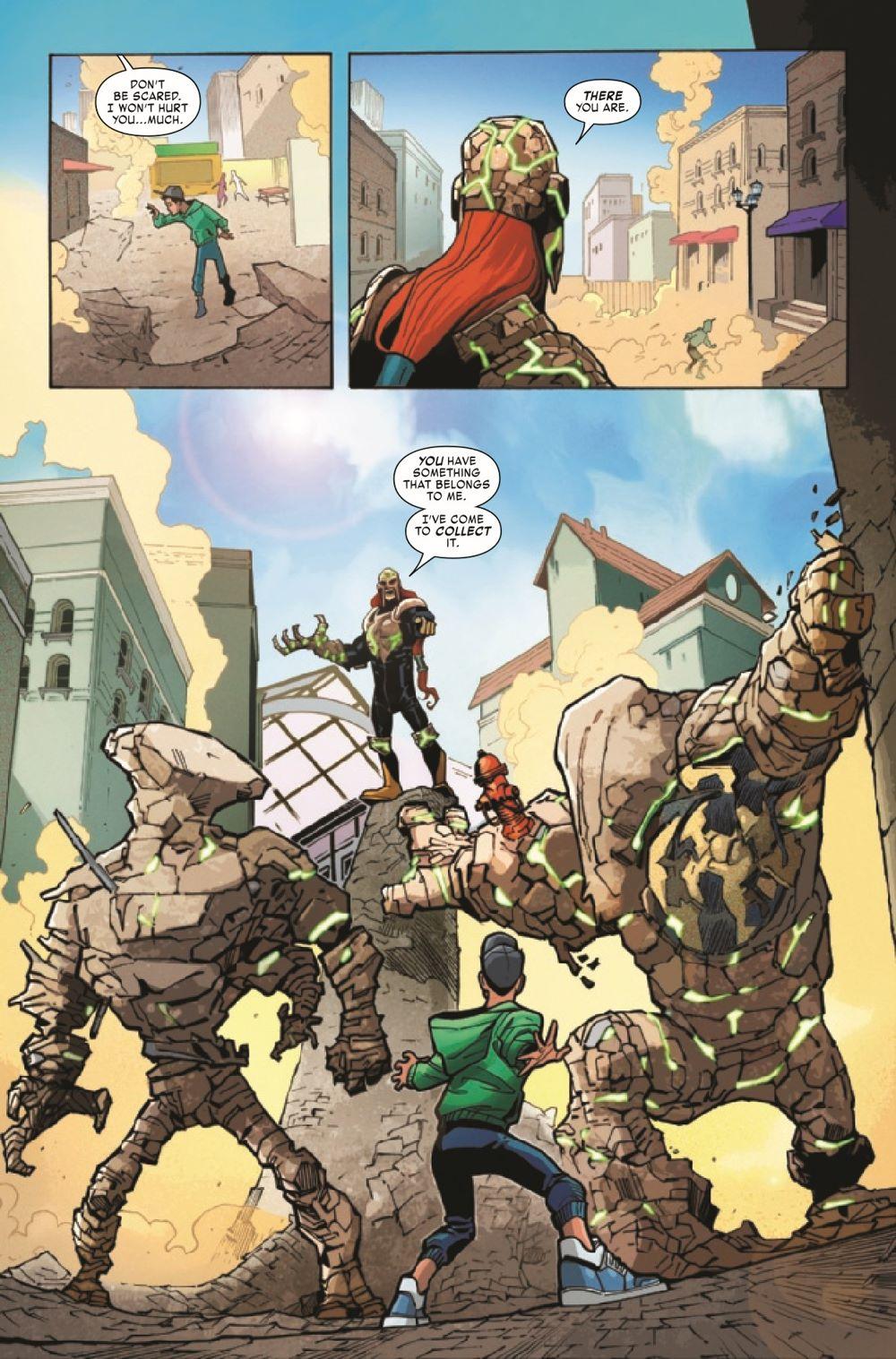REPTIL2021001_Preview-3 ComicList Previews: REPTIL #1 (OF 4)
