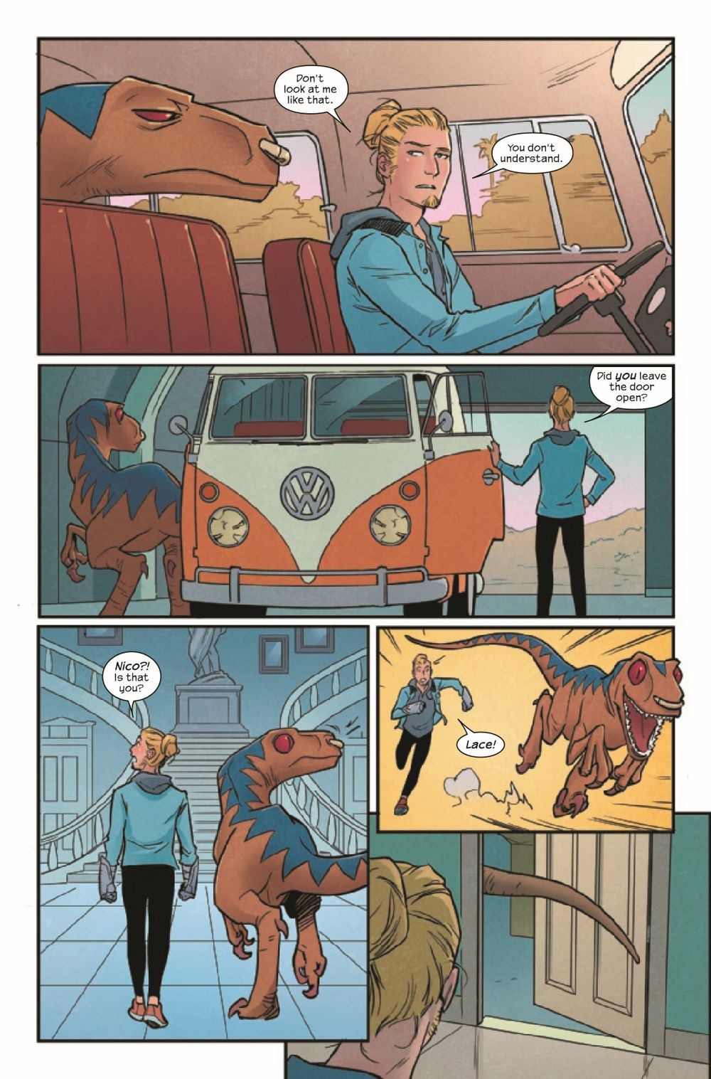RUNAWY2017036_Preview-3 ComicList Previews: RUNAWAYS #36