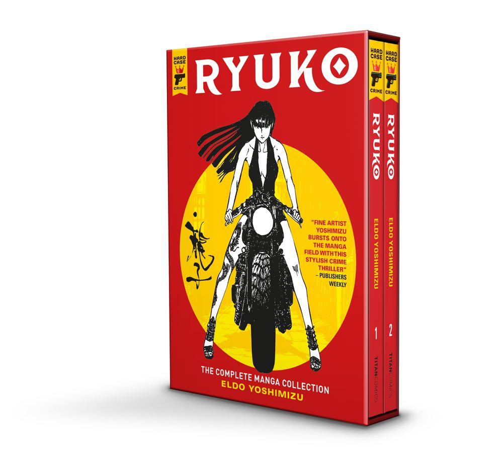 Rykuo_Collection_Boxset_3DV2 Titan Comics August 2021 Solicitations