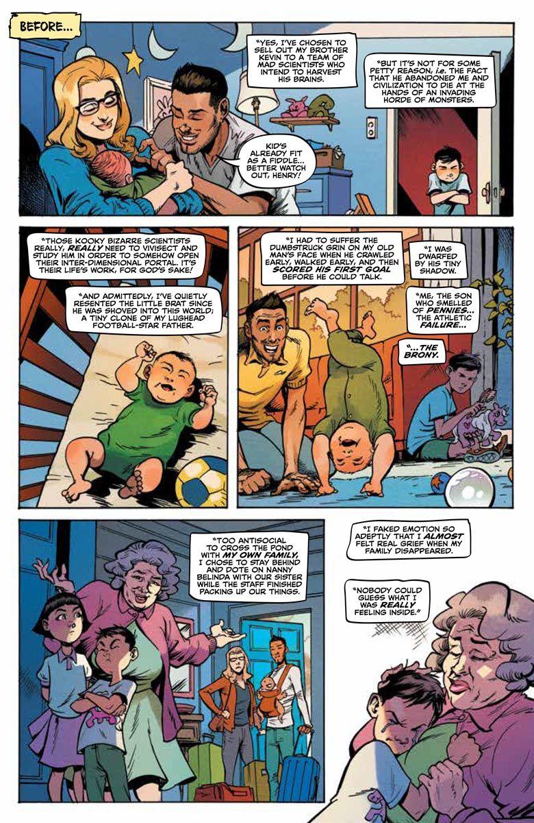 SAVAGE_4_PREVIEW_2 ComicList Previews: SAVAGE #4