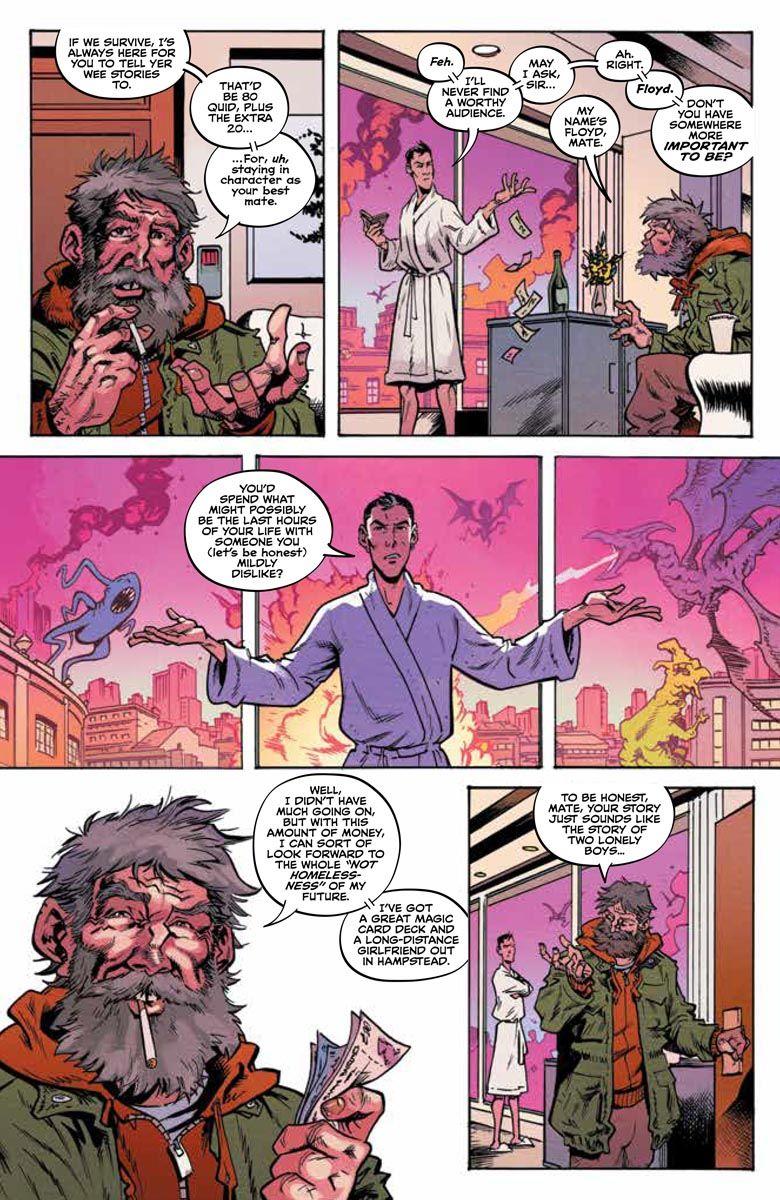 SAVAGE_4_PREVIEW_4 ComicList Previews: SAVAGE #4