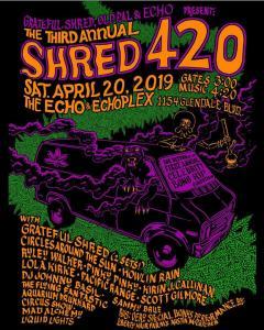 SHRED@-240x300 Inside the Grateful Shred Poster Vault