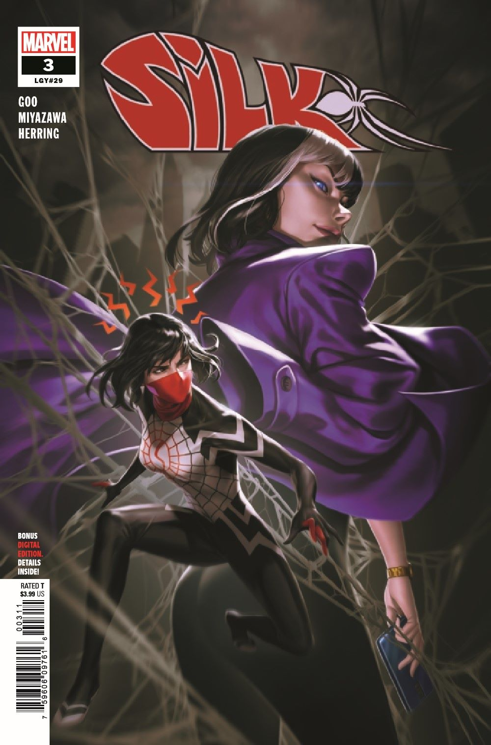 SILK2021003_Preview-1 ComicList Previews: SILK #3 (OF 5)