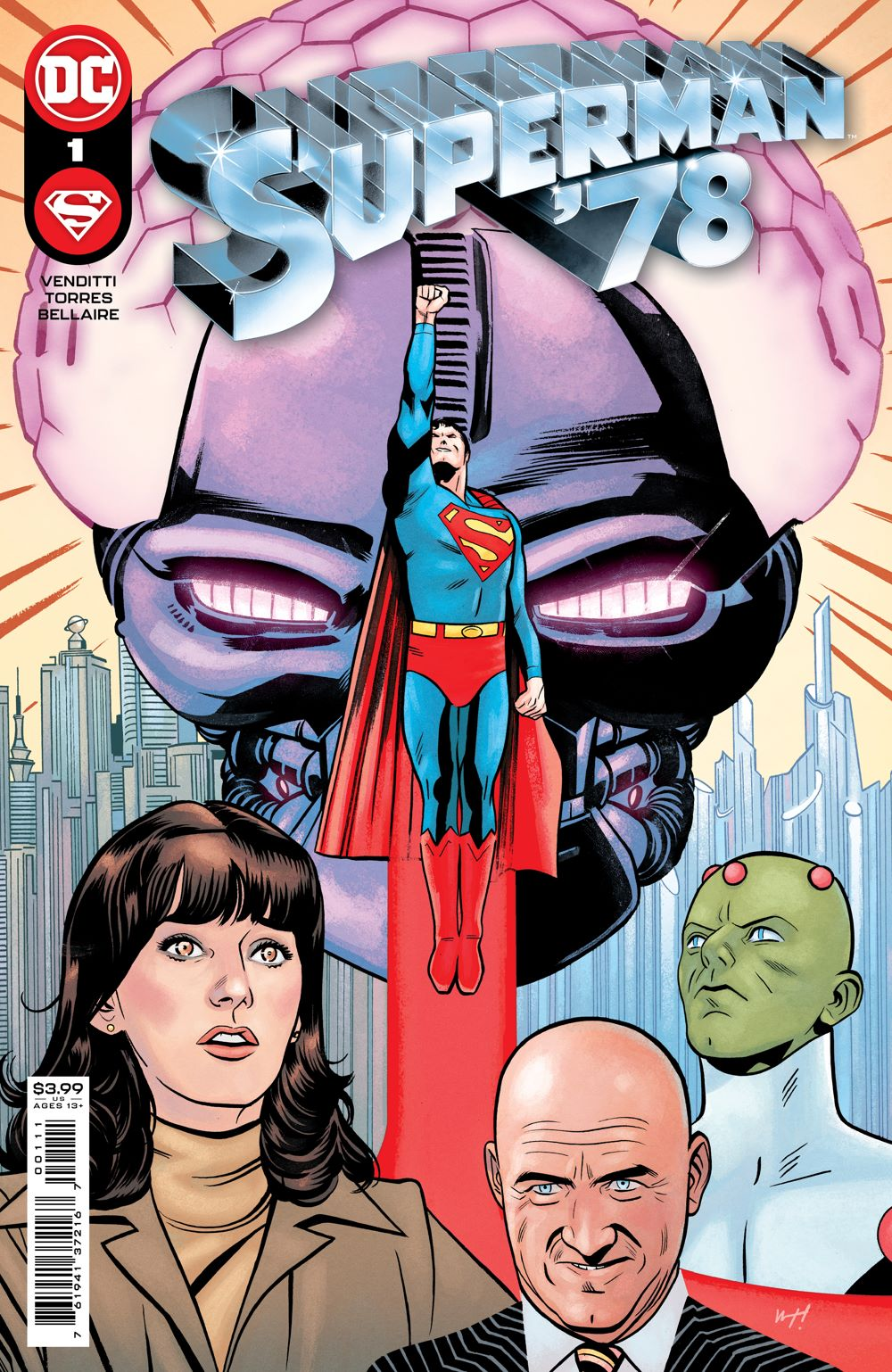 SM78_Cv1 DC Comics August 2021 Solicitations