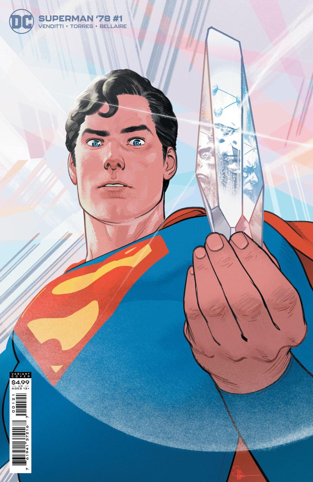 SM78_Cv1_var_00121 DC Comics August 2021 Solicitations