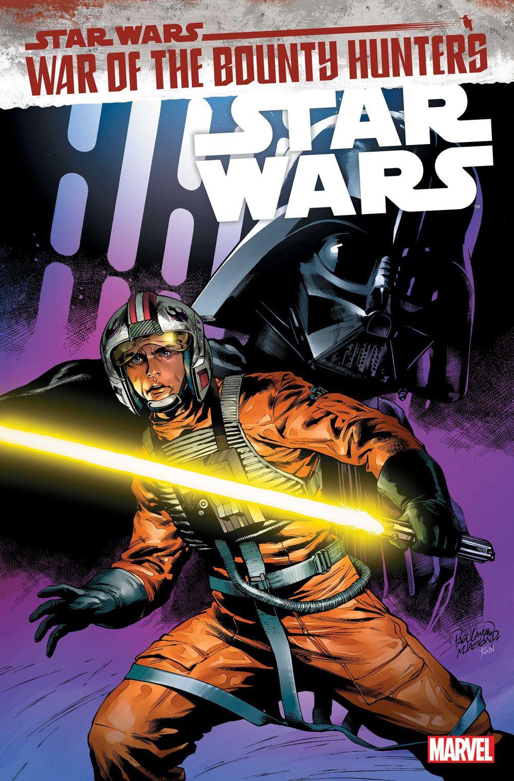 STARWARS016COVER_COL Marvel Comics August 2021 Solicitations