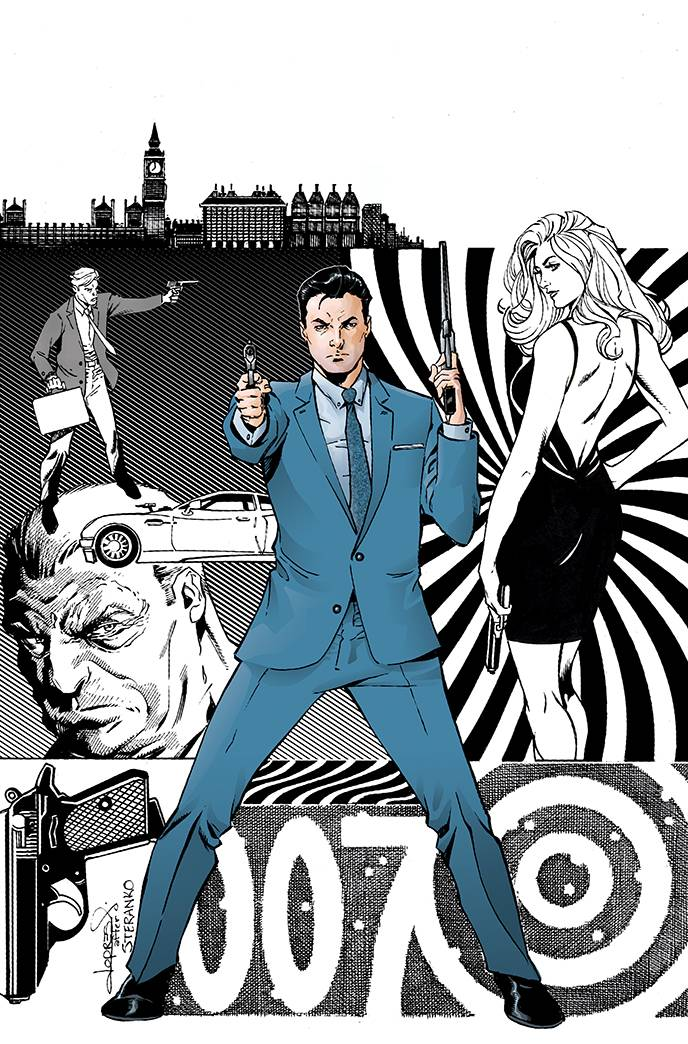 STL185946 ComicList: Dynamite Entertainment New Releases for 05/05/2021