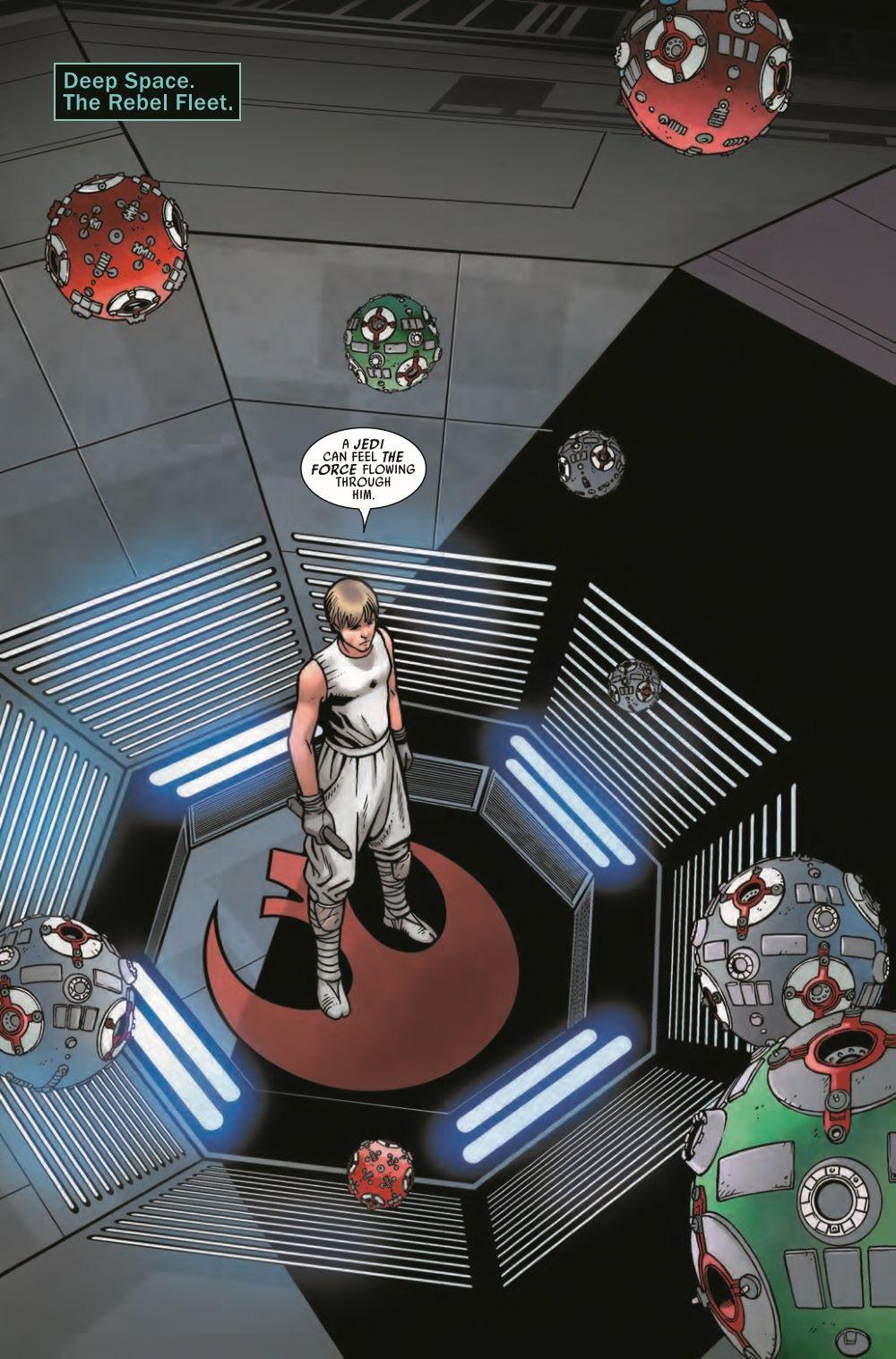 STWARS2020013_Preview-3 ComicList Previews: STAR WARS #13