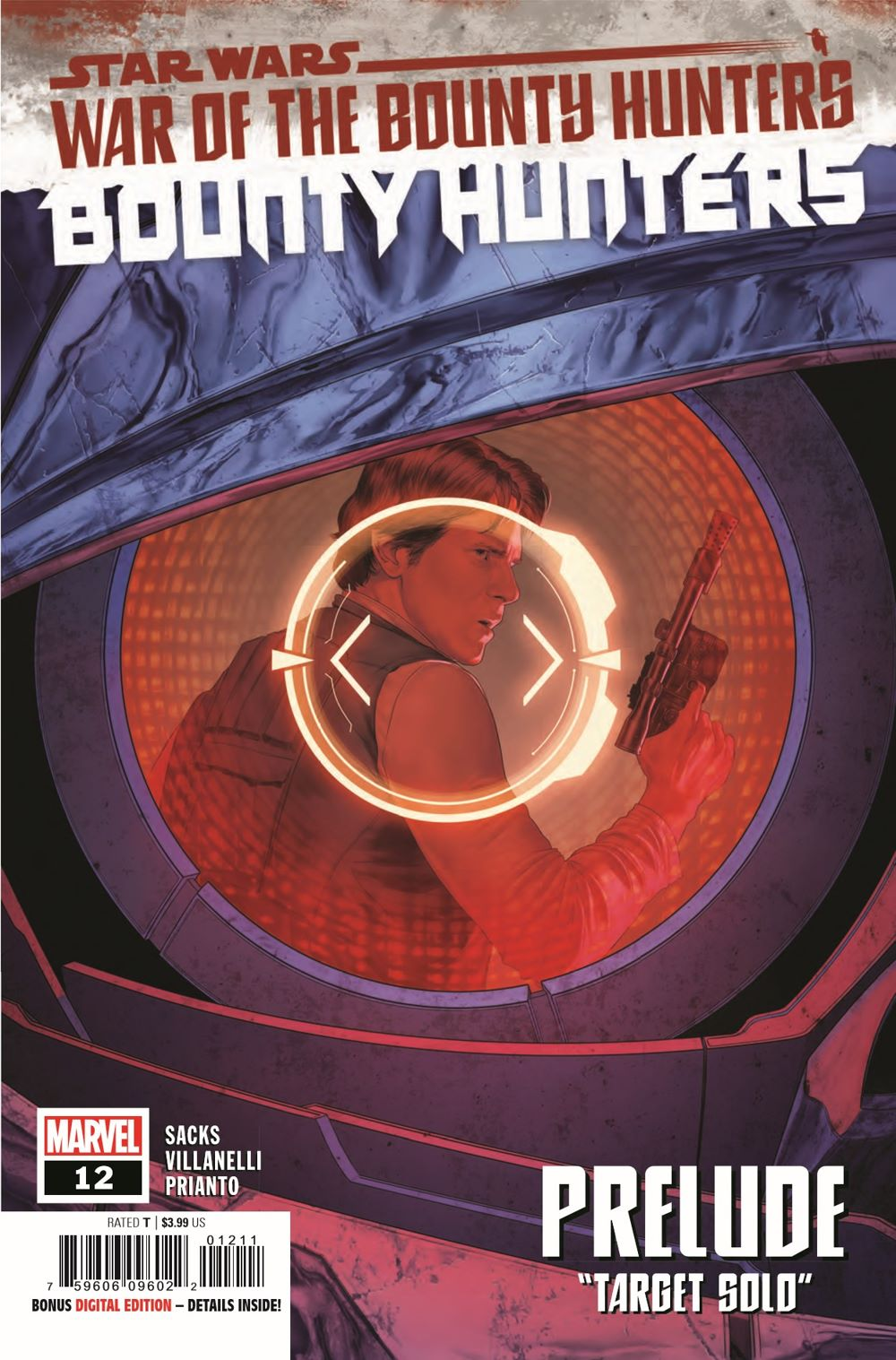 STWBOUNTYHUNT2020012_Preview-1 ComicList Previews: STAR WARS BOUNTY HUNTERS #12