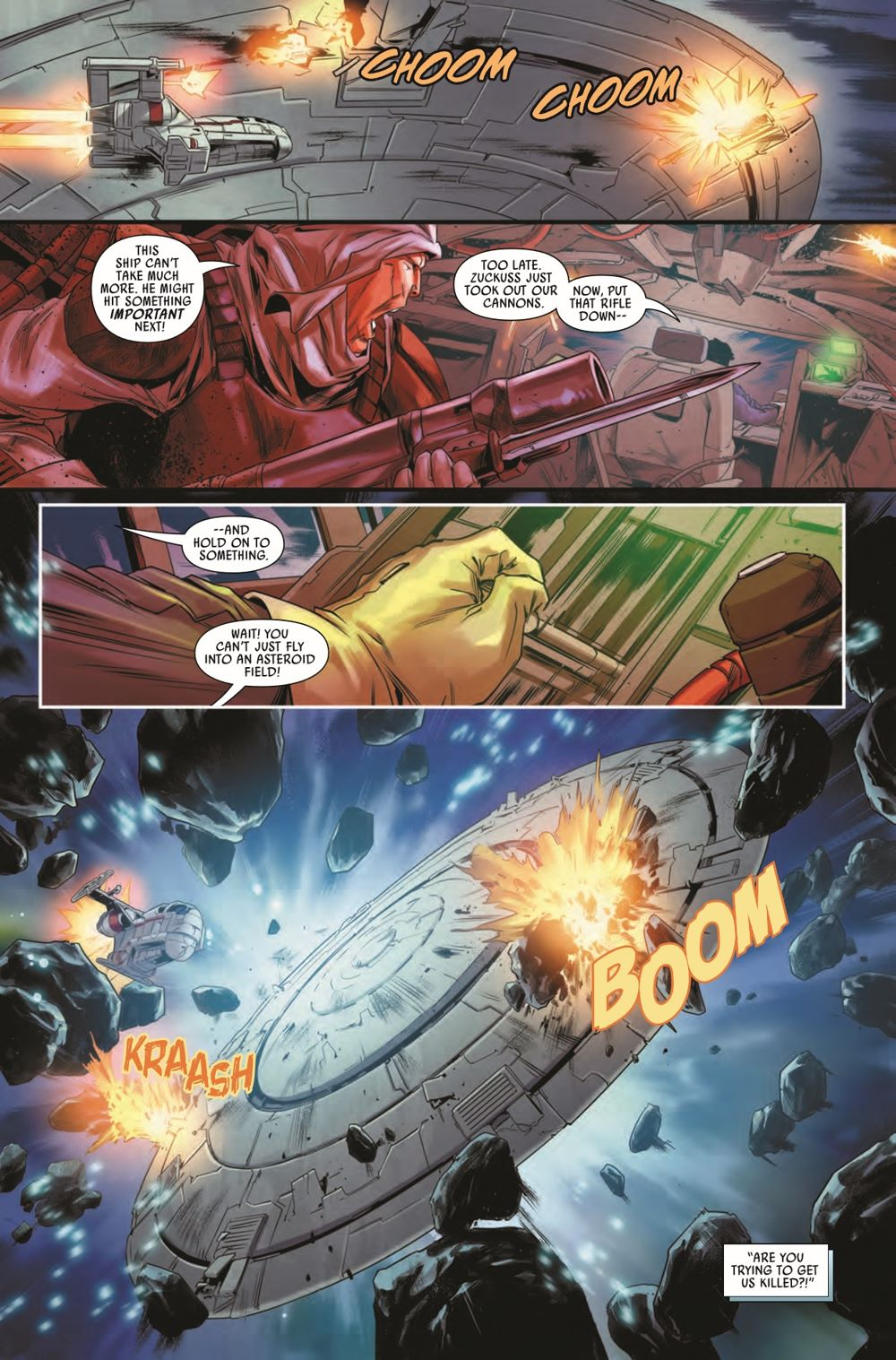 STWBOUNTYHUNT2020012_Preview-2 ComicList Previews: STAR WARS BOUNTY HUNTERS #12