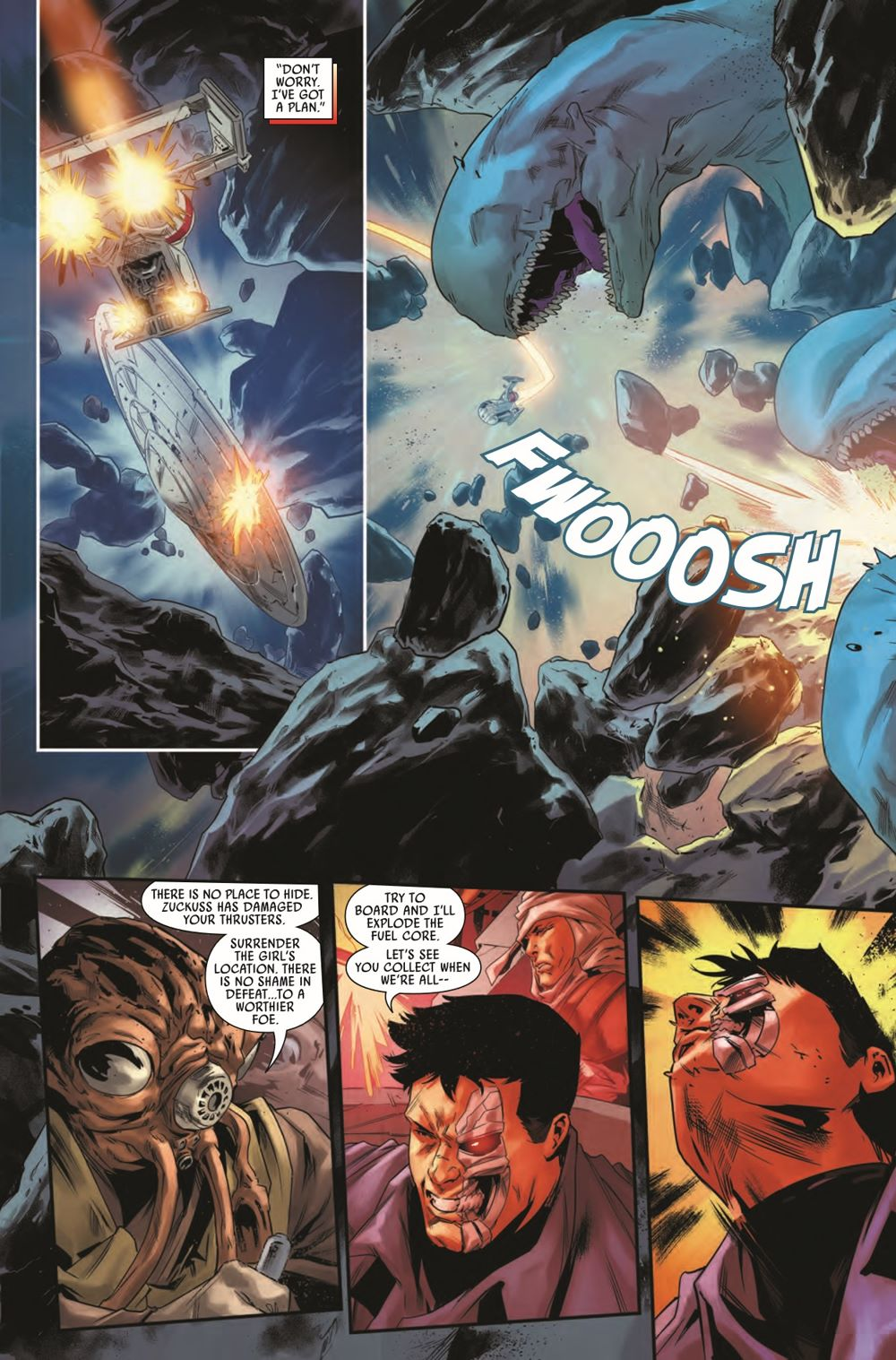 STWBOUNTYHUNT2020012_Preview-3 ComicList Previews: STAR WARS BOUNTY HUNTERS #12
