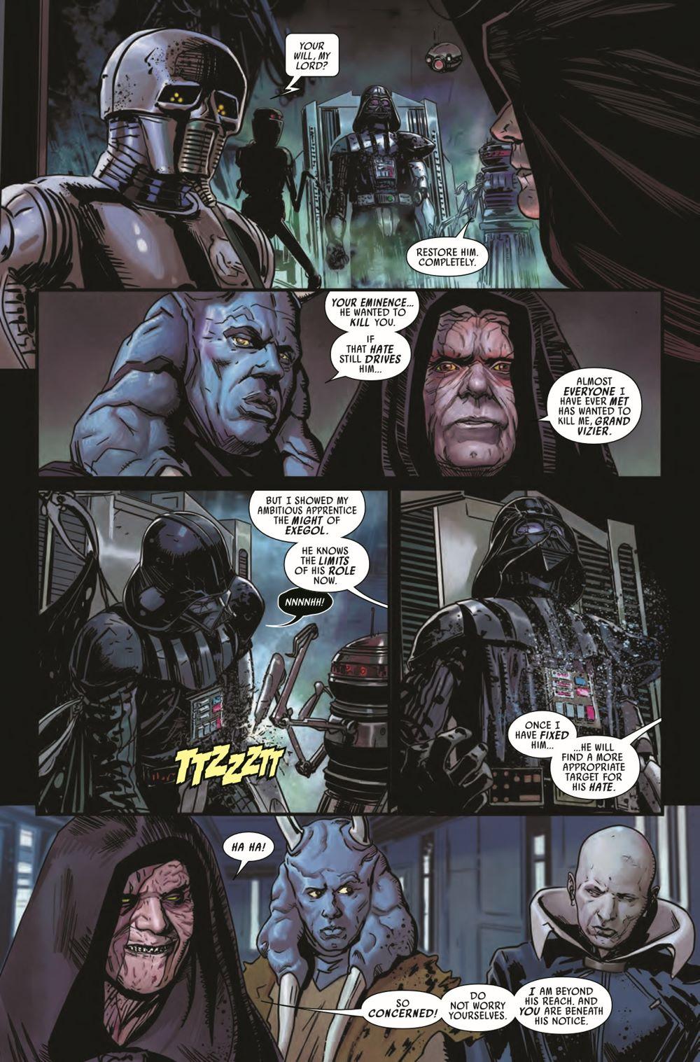 STWVADER2020012_Preview-4 ComicList Previews: STAR WARS DARTH VADER #12