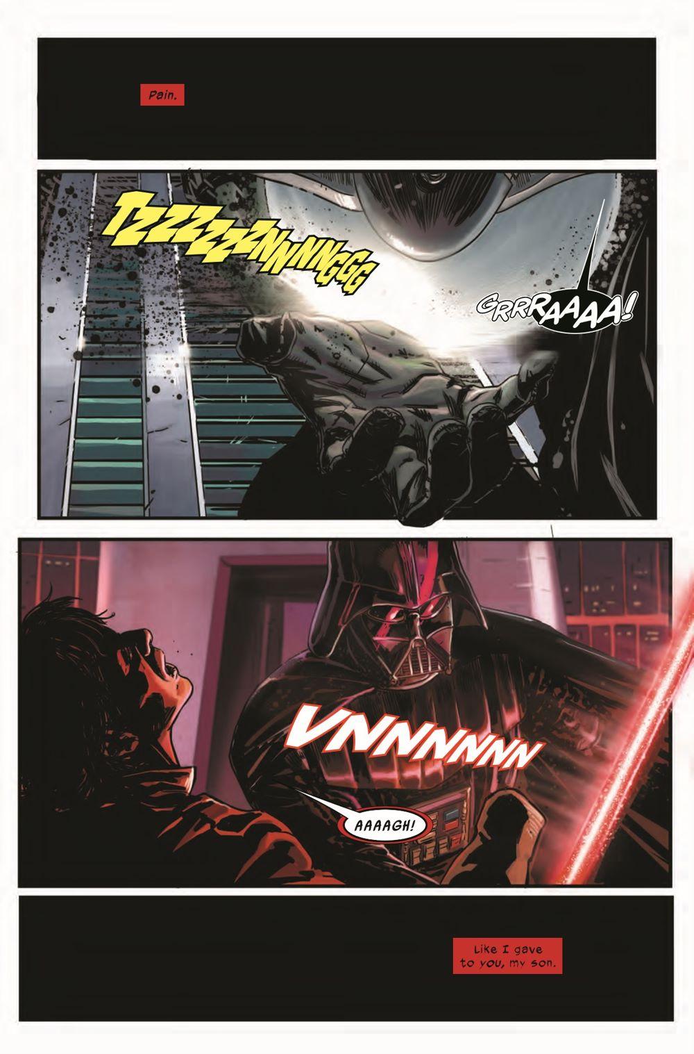STWVADER2020012_Preview-6 ComicList Previews: STAR WARS DARTH VADER #12