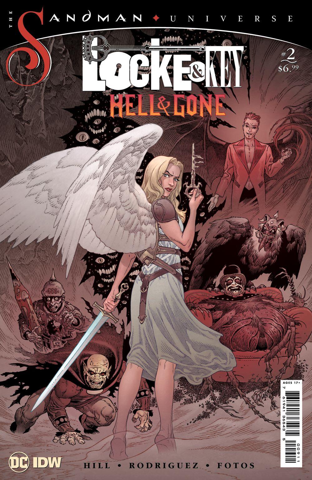 SUNI_LK_HG_Cv1 DC Comics August 2021 Solicitations