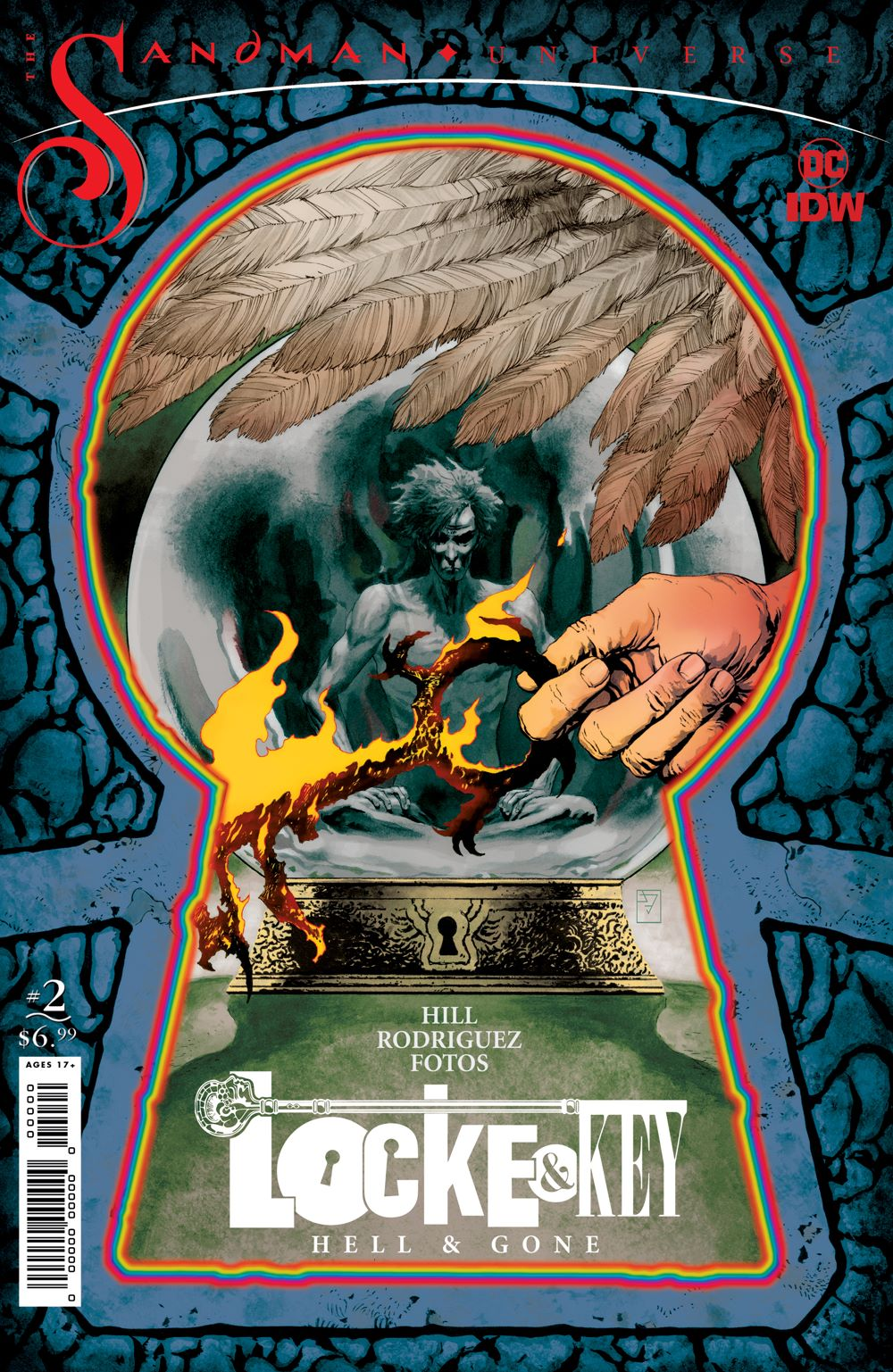SUNI_LK_HG_Cv2_var_JH_Williams DC Comics August 2021 Solicitations