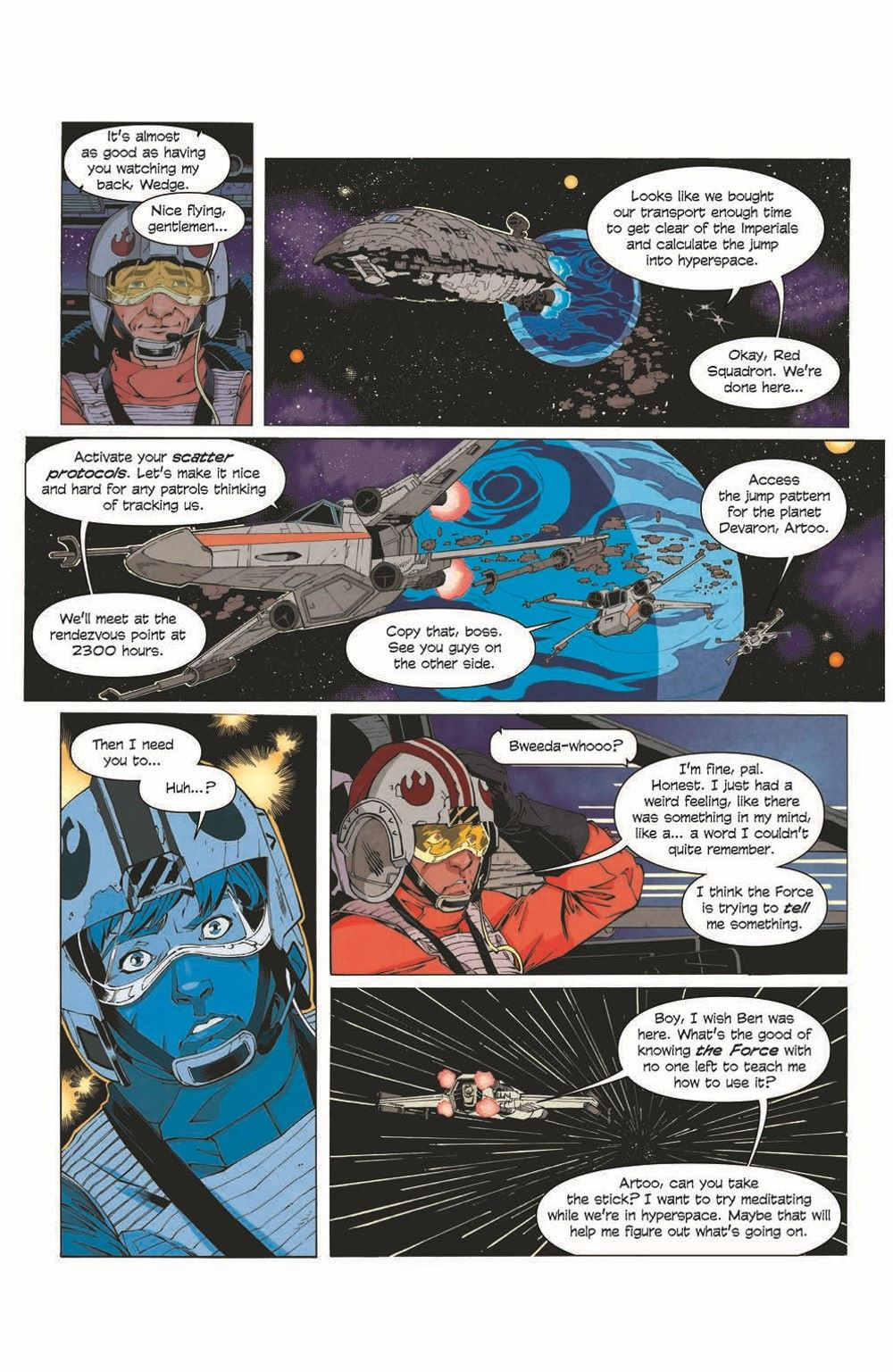 SWA_Weapons01_pr-5 ComicList Previews: STAR WARS ADVENTURES THE WEAPON OF A JEDI #1 (OF 2)