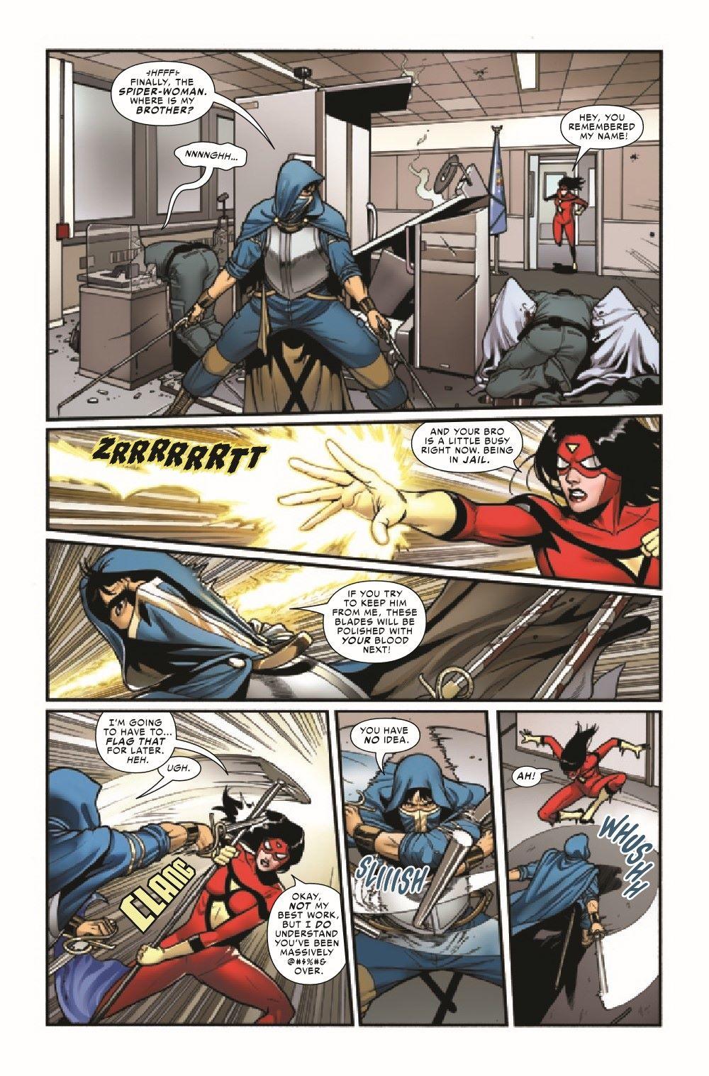 SWOMAN2020012_Preview-4 ComicList Previews: SPIDER-WOMAN #12