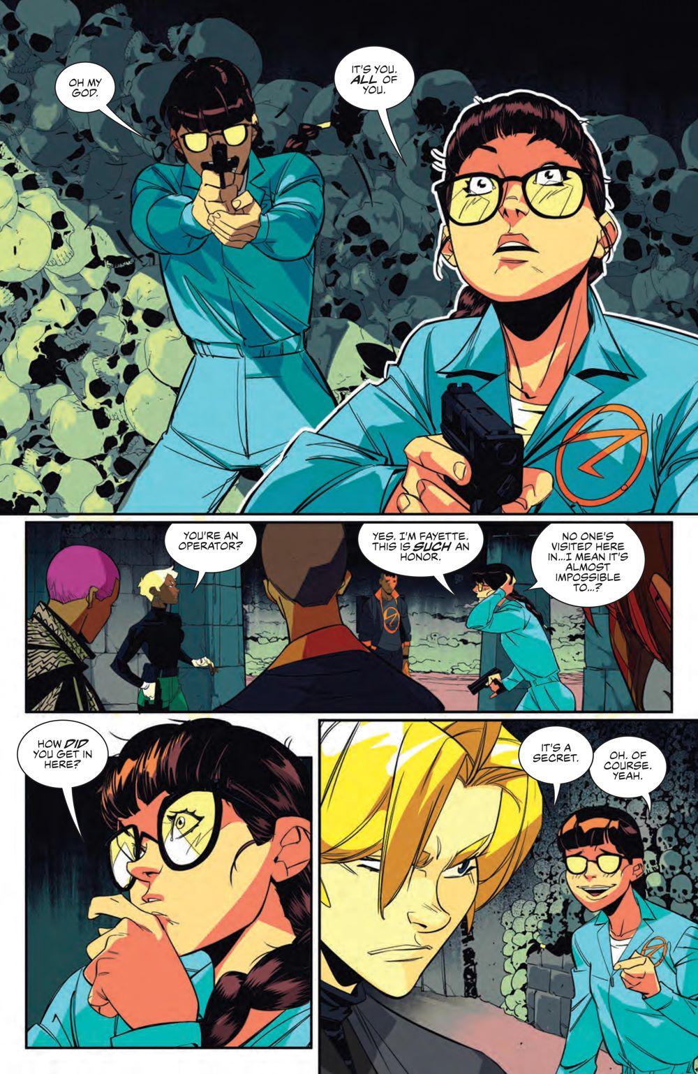 SevenSecrets_008_PRESS_7 ComicList Previews: SEVEN SECRETS #8