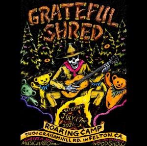 Shred6-300x298 Inside the Grateful Shred Poster Vault