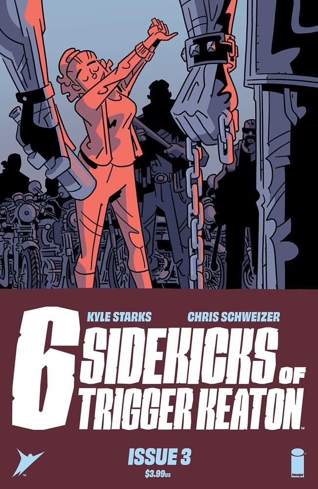 SixSidekicks_03_cov Image Comics August 2021 Solicitations