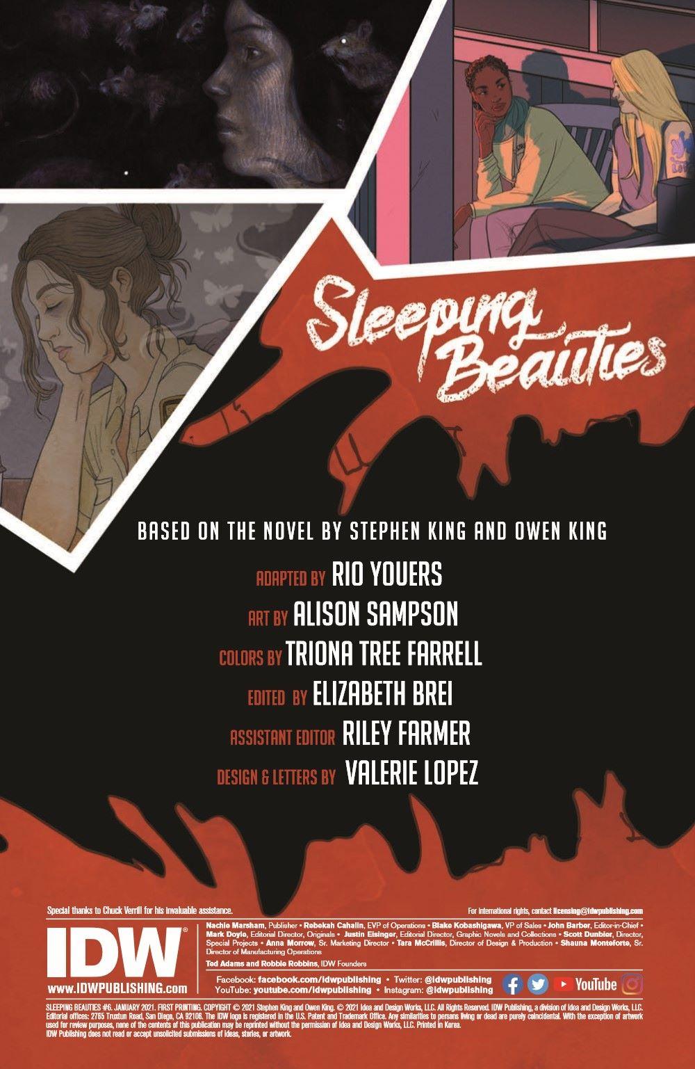 SleepingBeauties_06_pr-2 ComicList Previews: SLEEPING BEAUTIES #6 (OF 10)