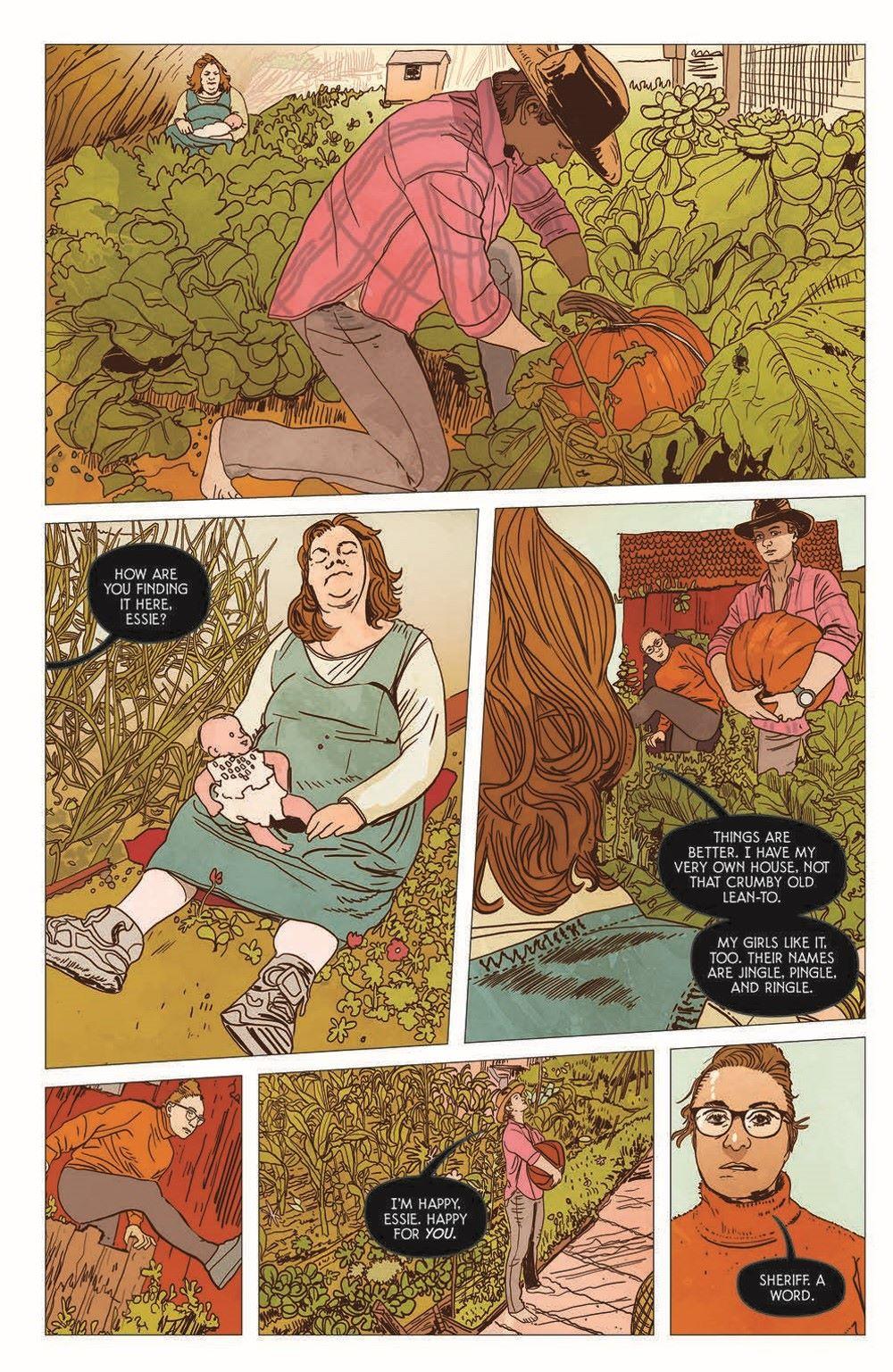 SleepingBeauties_06_pr-7 ComicList Previews: SLEEPING BEAUTIES #6 (OF 10)
