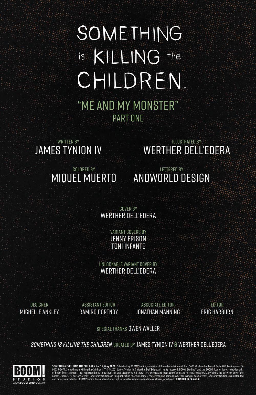 SomethingKillingChildren_016_PRESS_19 ComicList Previews: SOMETHING IS KILLING THE CHILDREN #16