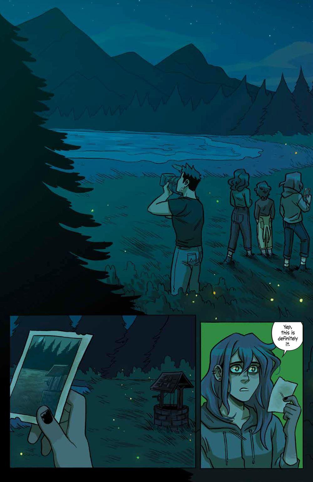 SpecterInspectors_004_PRESS_4 ComicList Previews: SPECTER INSPECTORS #4 (OF 5)
