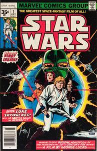 Star-Wars-1-35-cent-variant-194x300 Rare Star Wars #1 Variant Up for Bidding