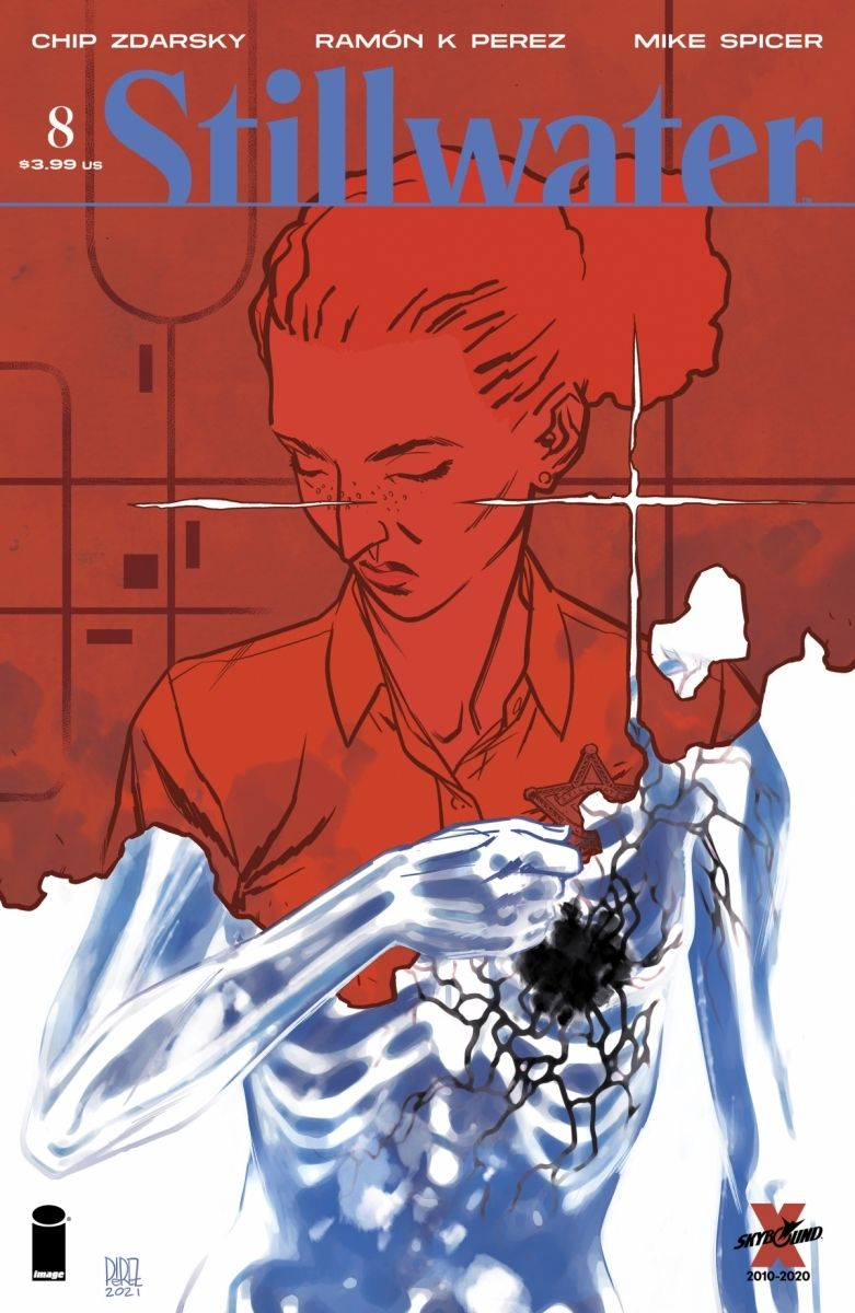Stillwater08_Cover_c6815a0147f8285e3b5042ebb3626151 First Look at STILLWATER BY ZDARSKY AND PEREZ #8 from Image Comics