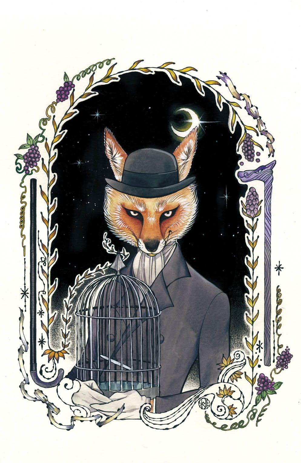 StorytellerTricksters_003_Cover_C_Variant ComicList Previews: JIM HENSON'S THE STORYTELLER TRICKSTERS #3 (OF 4)