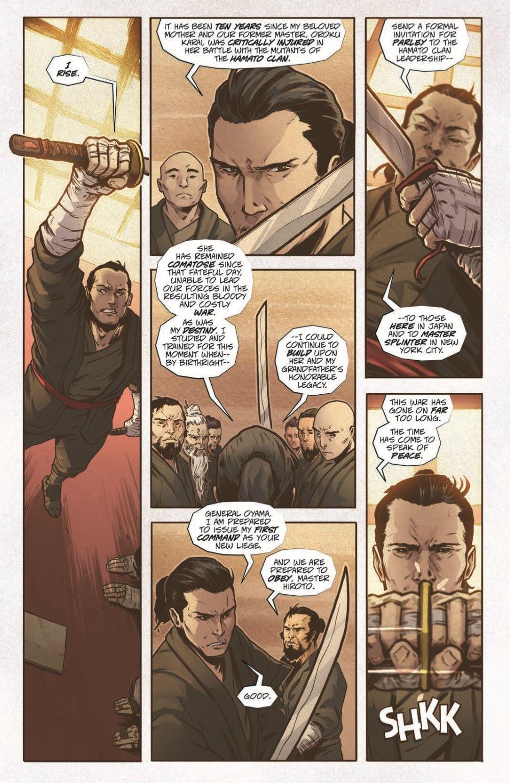TMNT-LastRonin03_pr-4 ComicList Previews: TEENAGE MUTANT NINJA TURTLES THE LAST RONIN #3 (OF 5)