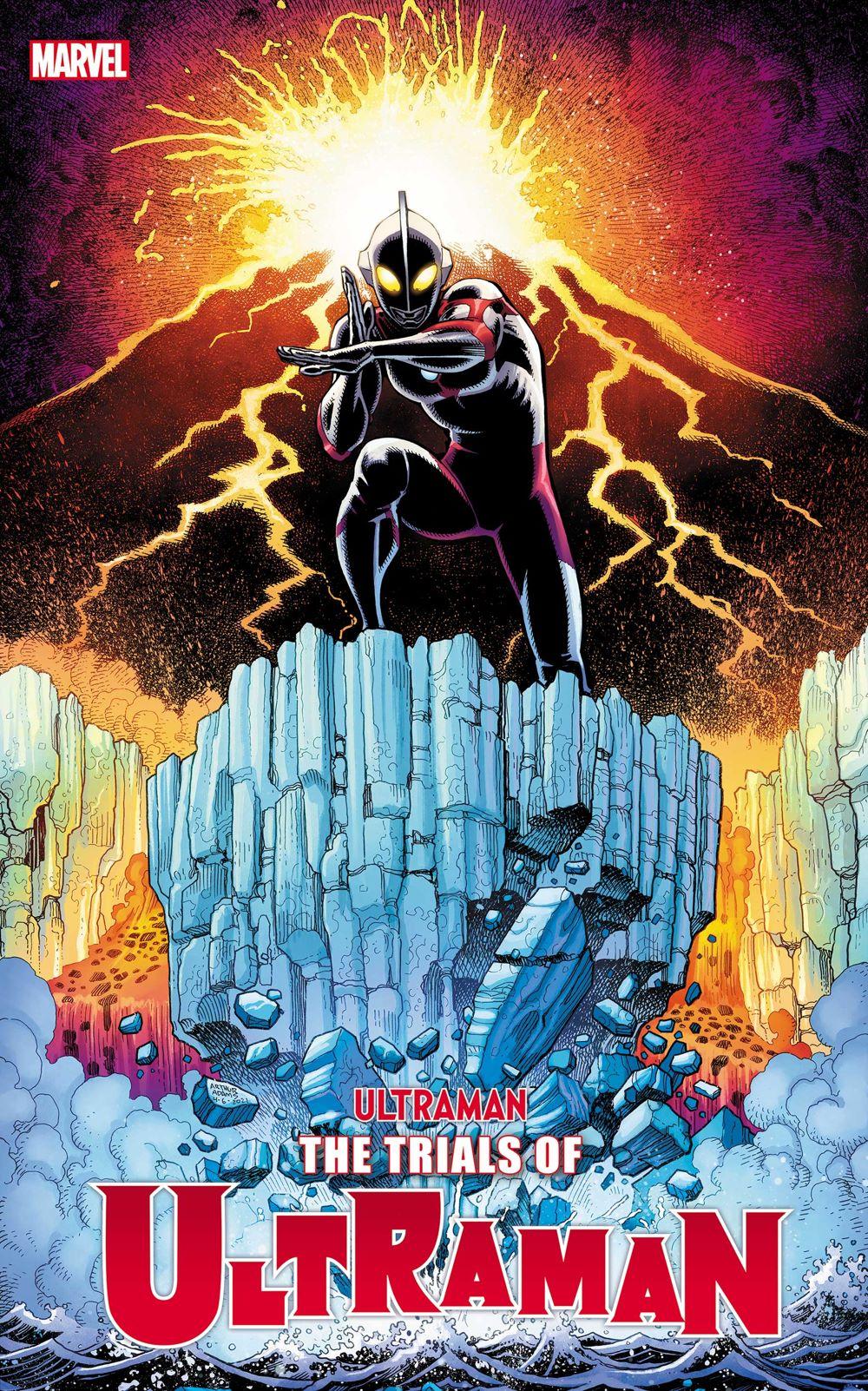 ULTRAMANTRIALS2021005_Cov Marvel Comics August 2021 Solicitations