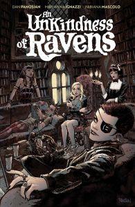 UnkindnessRavens_SC_Cover-195x300 ComicList Previews: AN UNKINDNESS OF RAVENS TP