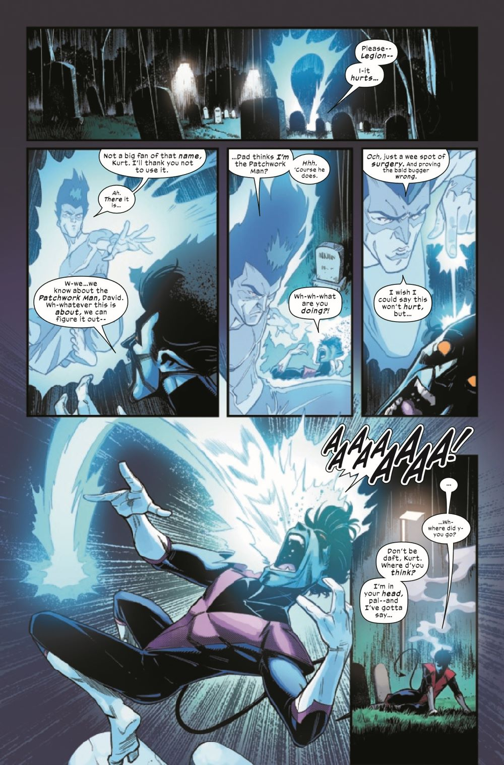 WAYOFX2021002_Preview-2 ComicList Previews: WAY OF X #2