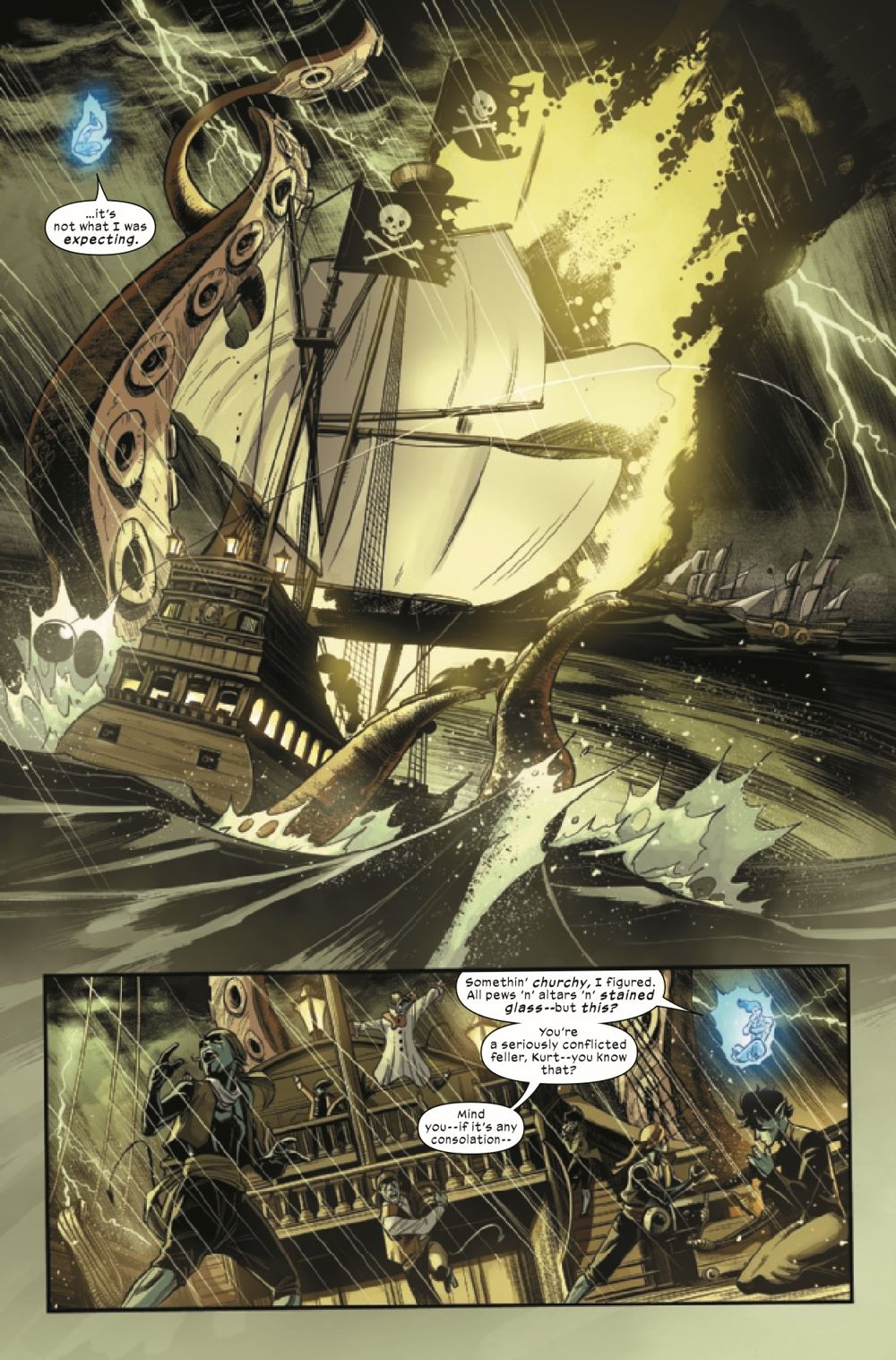 WAYOFX2021002_Preview-3 ComicList Previews: WAY OF X #2