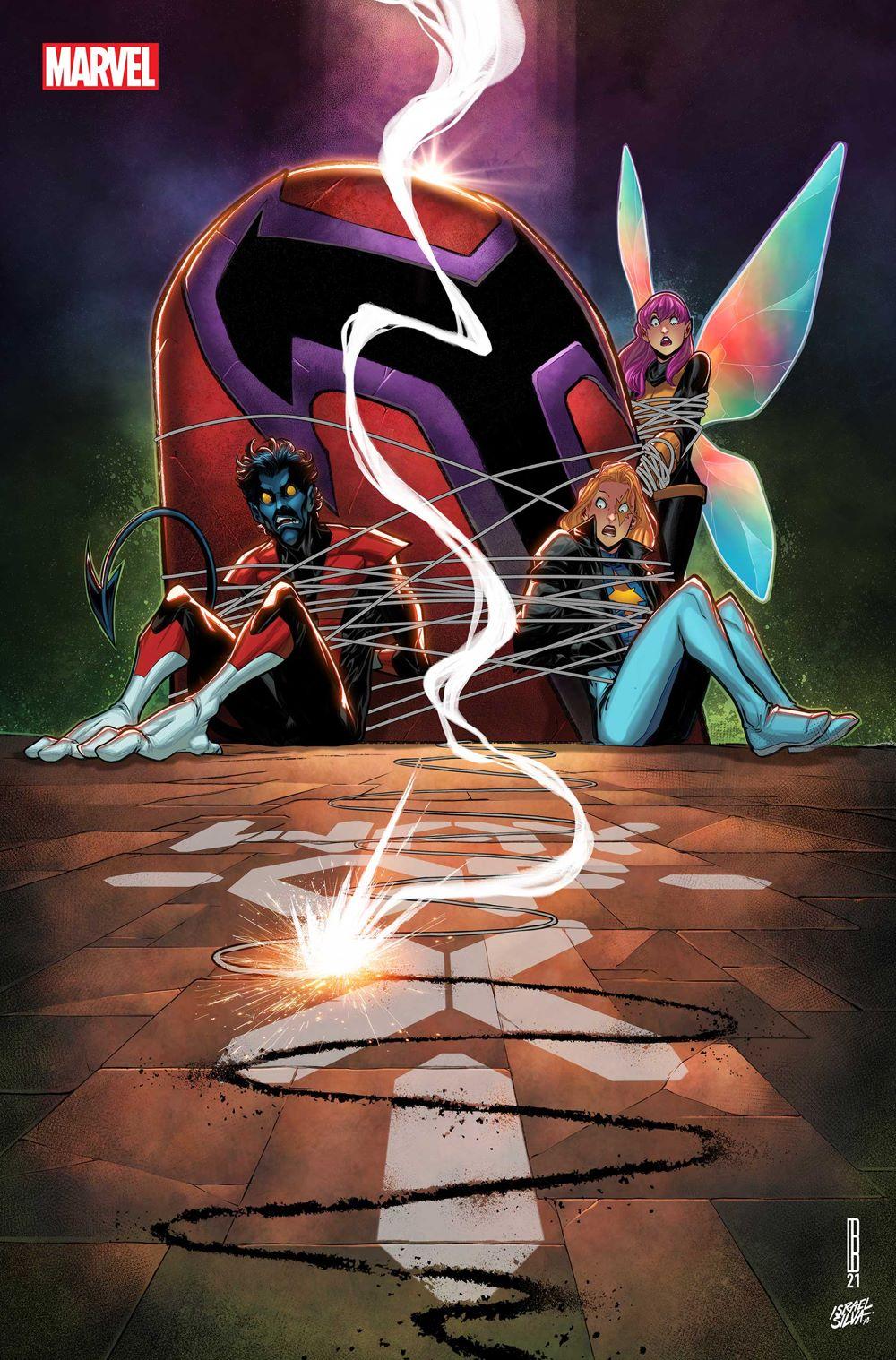 WAYOFX2021005_Baldeon_Var Marvel Comics August 2021 Solicitations