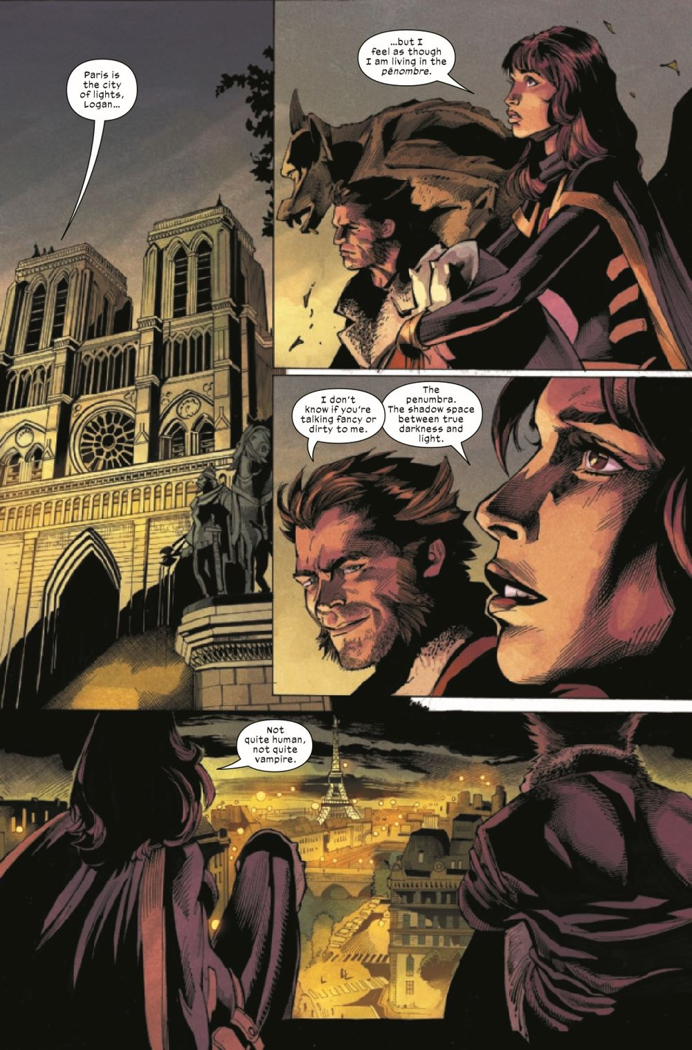 WOLV2020012_Preview-2 ComicList Previews: WOLVERINE #12