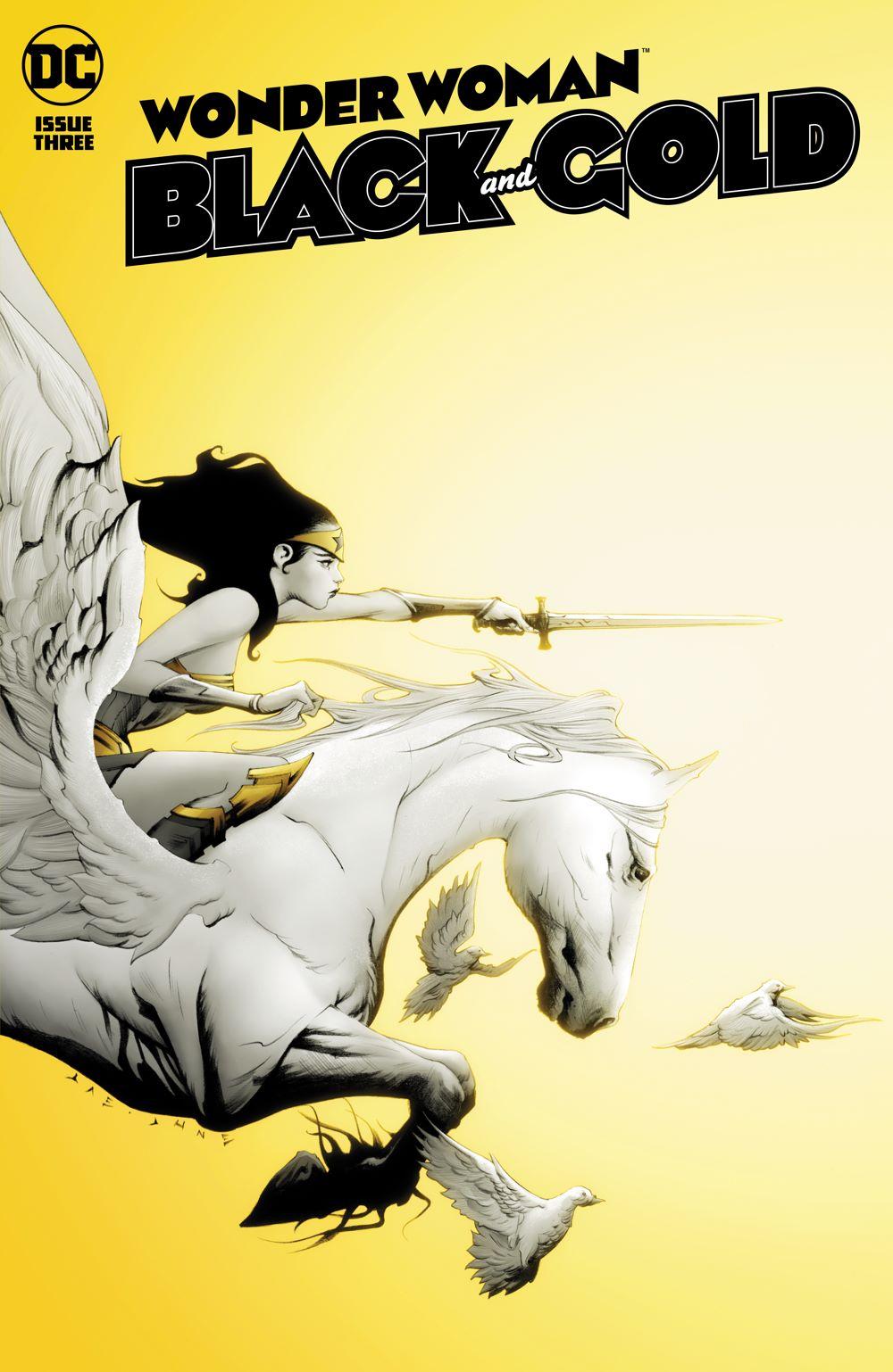 WW_BandG_Cv3 DC Comics August 2021 Solicitations