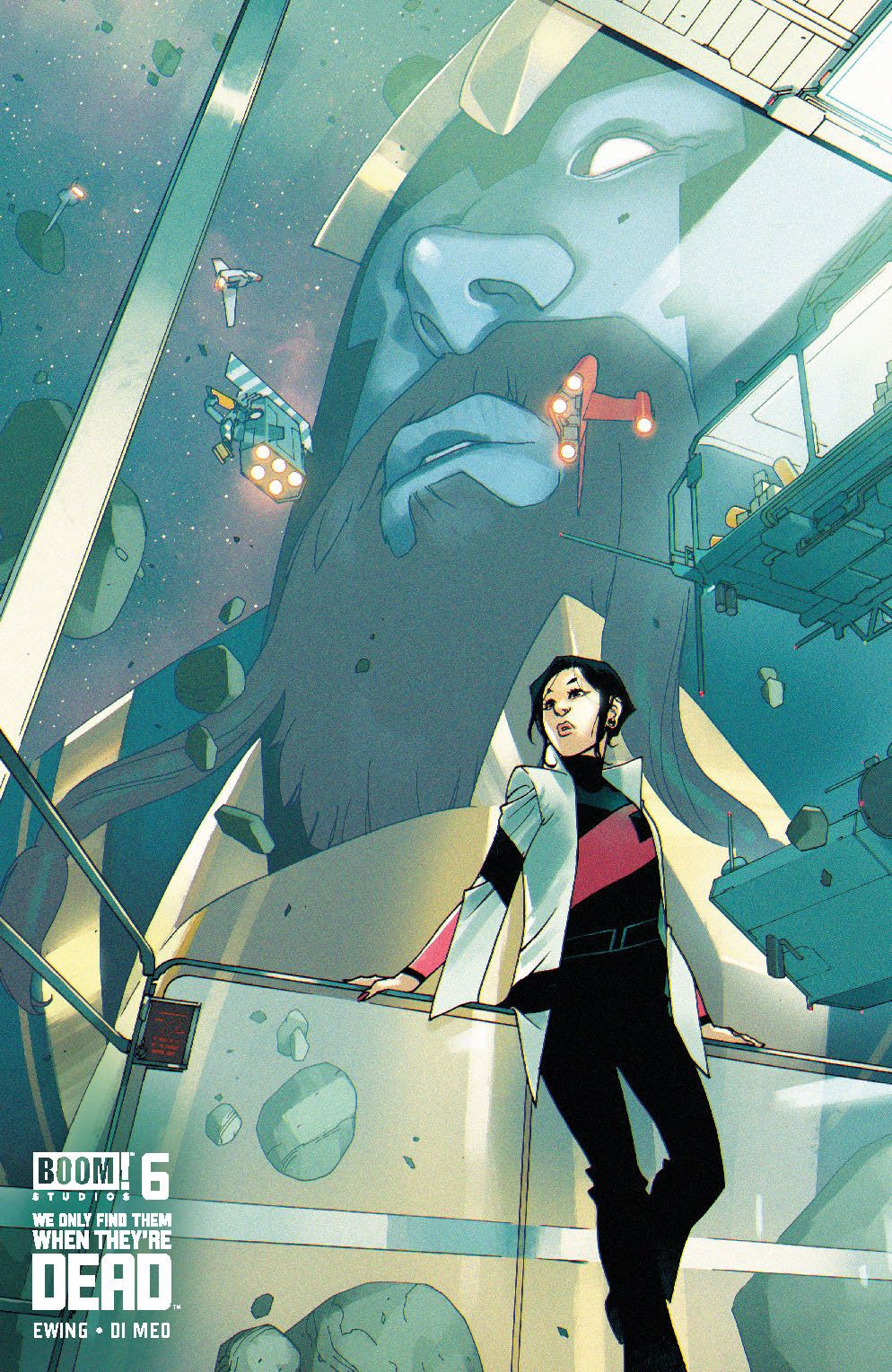 WeOnlyFindThem_006_Cover_C_Variant ComicList Previews: WE ONLY FIND THEM WHEN THEY'RE DEAD #6