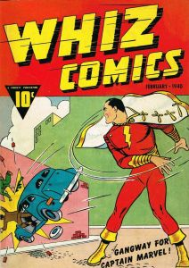 Whiz_Comics_Vol_1_2-212x300 Auction & Collecting News 6/1: The Shadow #1 Sets Record