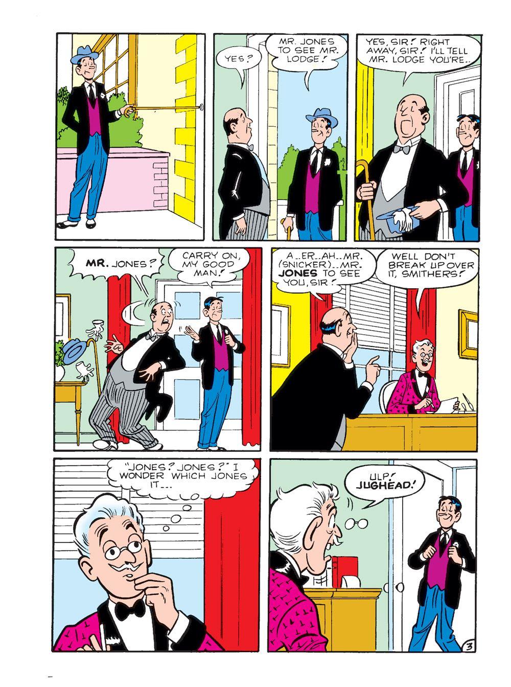 WorldOfArchieJumboComicsDigest_109-138 ComicList Previews: WORLD OF ARCHIE JUMBO COMICS DIGEST #109