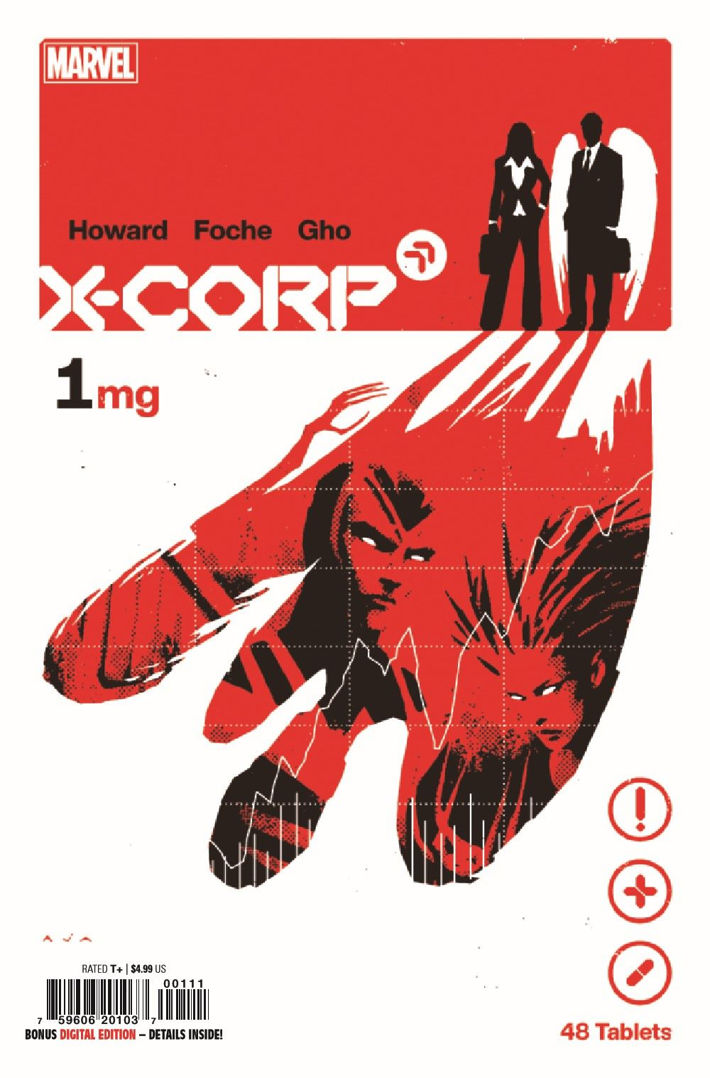XCORP2021001_Preview-1 ComicList Previews: X-CORP #1