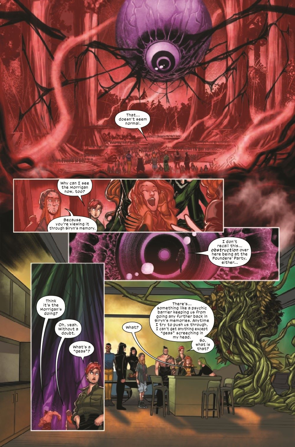 XFACT2020009_Preview-3 ComicList Previews: X-FACTOR #9