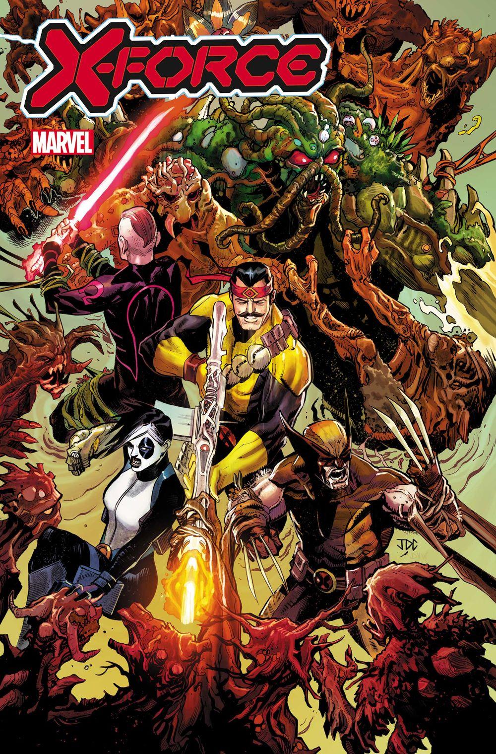 XFORCE2019022_cov_COL Marvel Comics August 2021 Solicitations