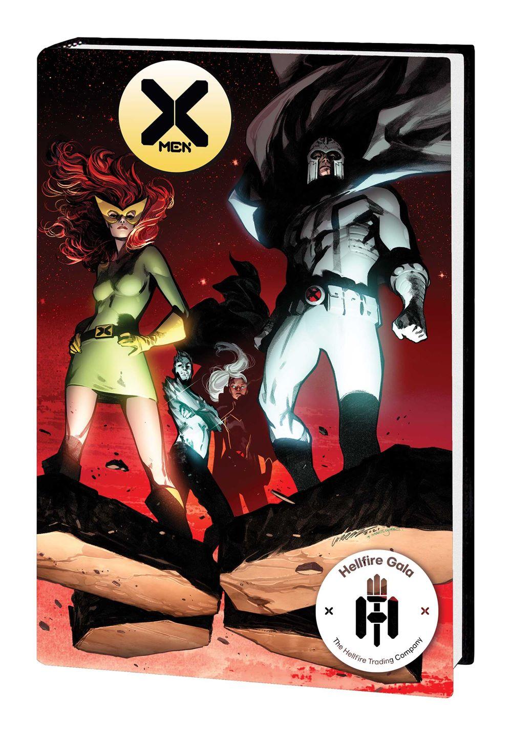 XMEN_HELLFIRE_GALA_HC Marvel Comics August 2021 Solicitations