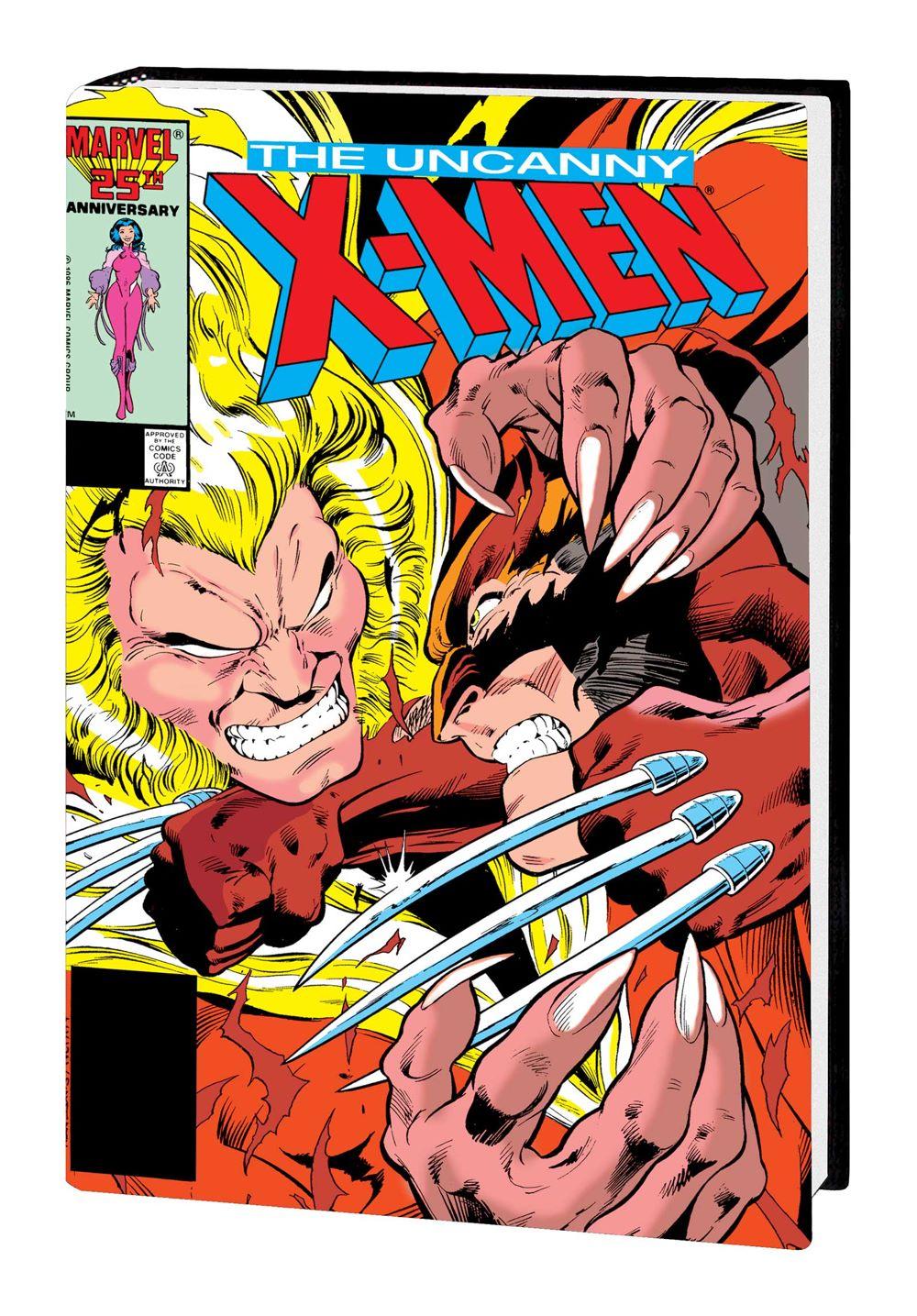 XMEN_MM_OMNI_HC_DAVIS Marvel Comics August 2021 Solicitations