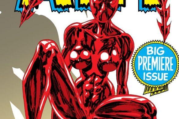 ant01c_cov_c6815a0147f8285e3b5042ebb3626151 Erik Larsen's ANT earns a new series at Image Comics